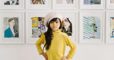 Dear Giana, Influencer & Desainer Cilik yang Sukses dalam Bidang Fashion dari Kecil!