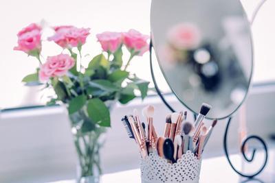 Aplikator Makeup yang Kotor