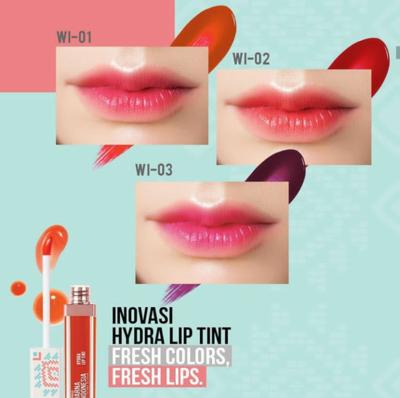 2. Sariayu Color Trend 2019 Hydra Lip Tint