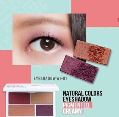 3. Sariayu Color Trend 2019 Eyeshadow