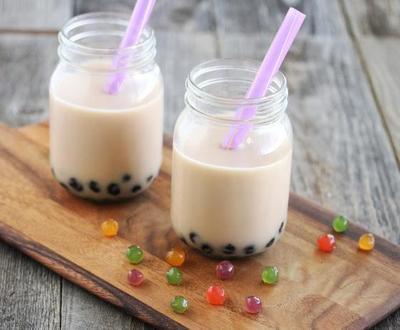 Basic Pearl Milk Tea
