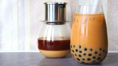 Coffee Bubble Tea