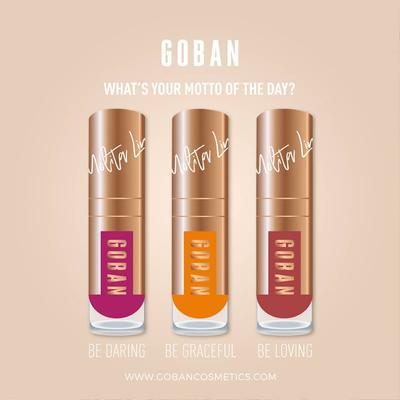 6.  Goban Cosmeics x Molita Lin - Glow Tint