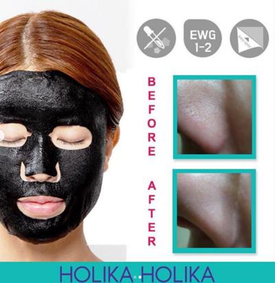 Holika Holika Luncurkan Charcoal Sheet Mask, Basmi Kotoran Wajah sampai ke Pori-pori!