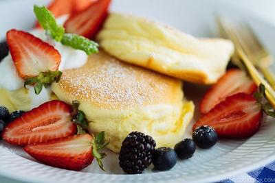 Resep Pancake Fluffy, Makanan Jepang yang Sedang Hits