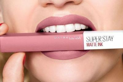 Varian Warna Maybelline Superstay Matte Ink Lip Matte untuk Kulit Sawo Matang