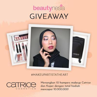 [GIVEAWAY ALERT!] Mau Dapat Satu Set Makeup dari Catrice? Yuk Ikutan Giveawaynya!