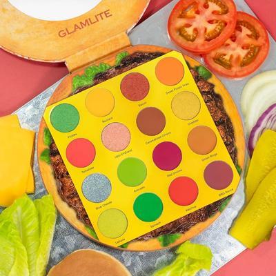 Bikin Lapar, Brand Kecantikan ini Rilis Makeup Berbentuk Burger