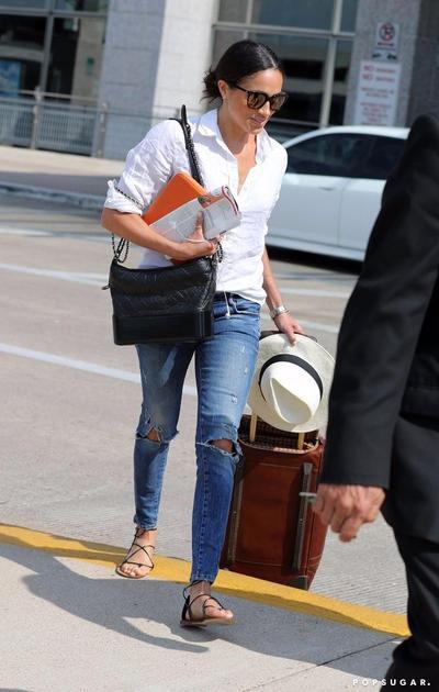 3 Model Essensial Travel Bag Meghan Markle yang Siap Hits di 2019