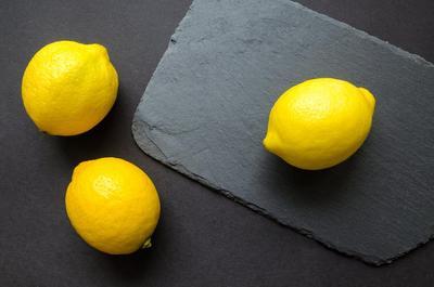 Masker Susu Dancow dan Lemon