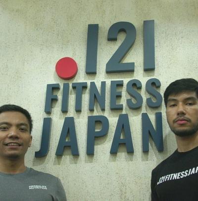 Dapat Uang Refund Setelah Bentuk Badan Ideal, Ini Kisah Agung Latihan di 121 Fitness Japan!