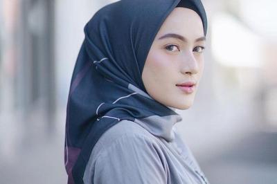 Beri Nuansa Glamor dan Elegan, Ini Pilihan Bahan Hijab Pesta
