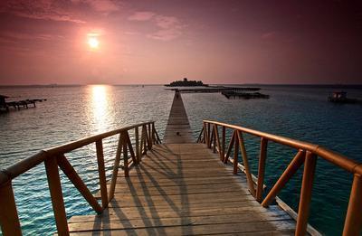 Pesona Pulau Tidung, Destinasi Wisata Favorit di Kepulauan Seribu