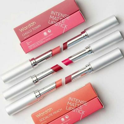 6 Rekomendasi Warna Lipstik Wardah Intense Matte untuk Kulit Sawo Matang