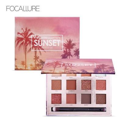 Focallure Sunset Eyeshadow  Palette