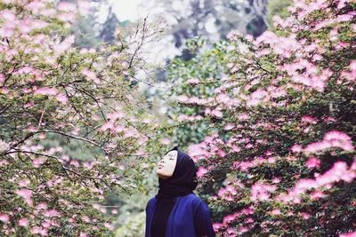 1. Taman Sakura, Kebun Raya Cibodas