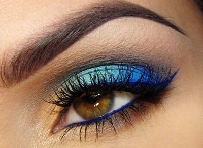 6. Eyeshadow Warna Biru