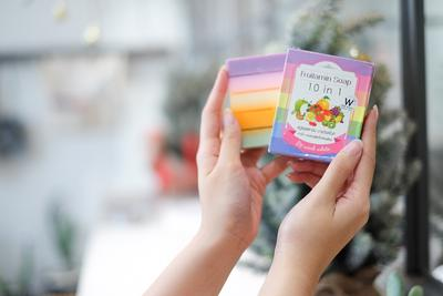 Putihkan Kulit Hingga Atasi Jerawat, Simak Manfaat Fruitamin Soap Sabun Thailand