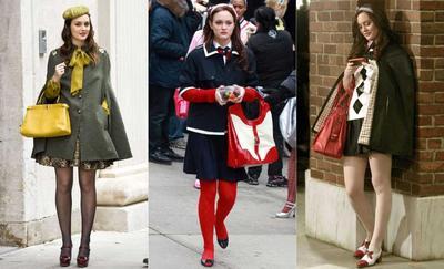 Fashion Item yang Harus Kamu Miliki untuk Gaya Preppy ala Gossip Girl