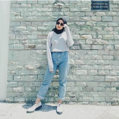 6 Model Celana Jeans Kekinian untuk Pilihan Ngabuburit di Bulan Ramadan