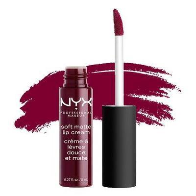 6 Lipstik Drugstore dengan Warna Ungu yang Menawan