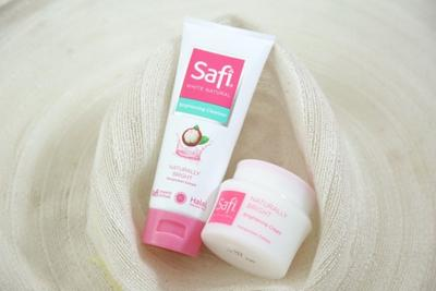 Rangkaian Skincare Halal Safi White Natural untuk Cerahkan Wajah Remaja