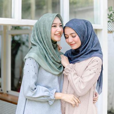 7 Brand Hijab Lokal Incaran Hijabers Indonesia, Ludes dalam Hitungan Menit!