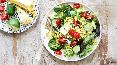 Late Summer Salad