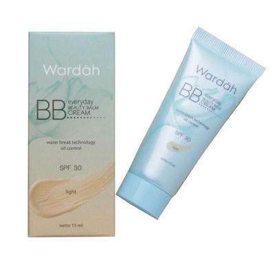 Wardah Everyday and Lightening BB Cream