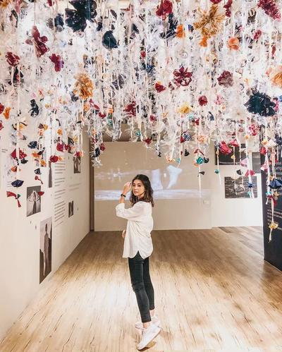 Pameran 'Laut Kita' Karya Sejauh Mata Memandang Ajarkan untuk Cinta Lingkungan