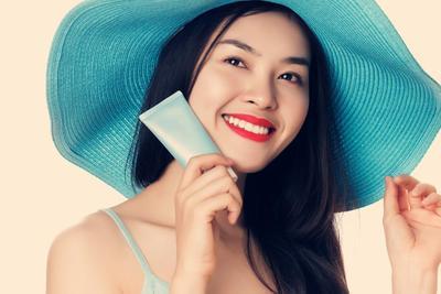 7. Jangan Lupakan Sunscreen