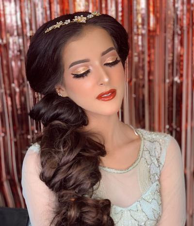 Cantik dan Menawan, Tutorial Makeup Princess Jasmine ala Tasya Farasya