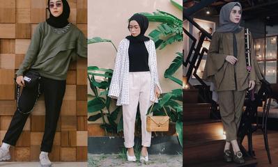 Selain Jeans, Ini 8 Celana yang Nyaman Digunakan Hijabers