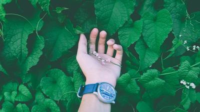 Tangan Kiri Menghadap Kebawah