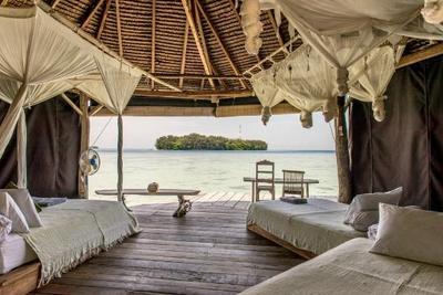 Liburan On Budget, Ini Rekomendasi Resort Murah Tapi Eksotis di Pulau Seribu