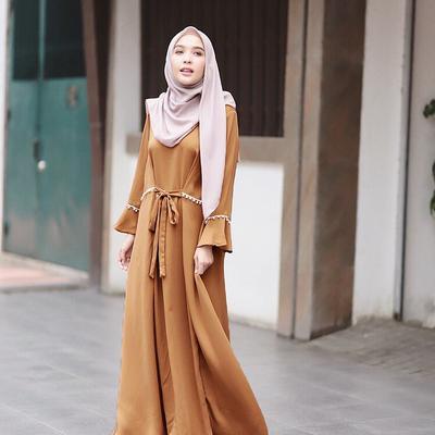 1. Leiqa Dress Mustard