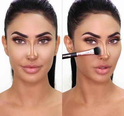 4 Rekomendasi Produk Shading Hidung Lokal untuk Fitur Wajah Lebih Tajam