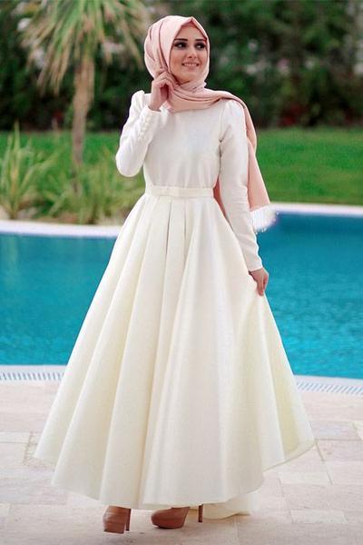 Simple Flare Dress