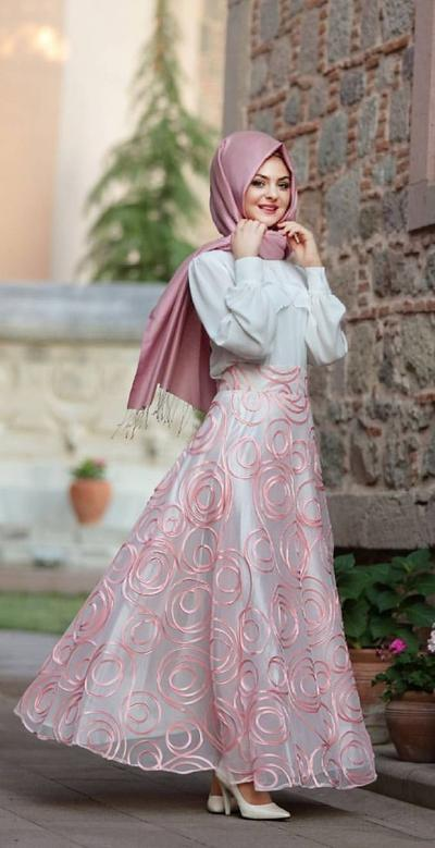 White Glass Pink