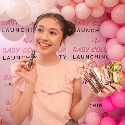 Cerahkan Bibir Hitam dengan Lip Ice Baby Color Balm, Cocok untuk Remaja!