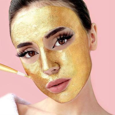 Segudang Manfaat Masker Emas untuk Wajah, Mencerahkan Sampai Cegah Keriput!