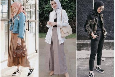 Ada Undangan Iftar? 6 Penampilan Manis Artis Melody Prima Bisa Jadi Inspirasi Hijabers