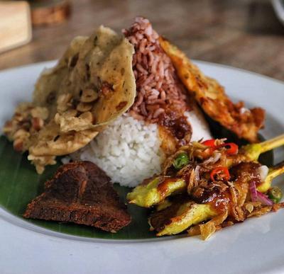 Omah Sendok Restauran Senopati (Rp 15.000 - Rp70.000)