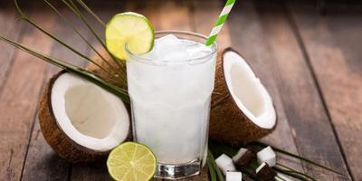 Resep: Olahan Kelapa Muda Segar Jadi Minuman untuk Berbuka Puasa