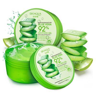 4. Nature Republic Aloe Vera 92% Soothing Gel