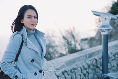 DJ Anggita Sari Tetap Seksi dengan Outfit Kasual, Lihat Foto Cantiknya
