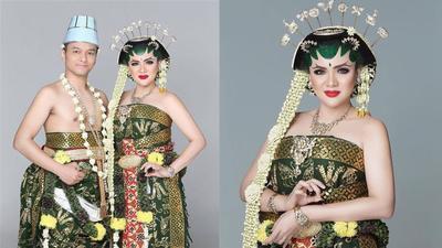 Mengenal 10 Aksesoris dalam Makna Pernikahan Adat Jawa, dari Paes - Alis Menjangan