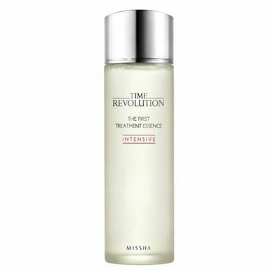 5.  Missha Time Revolution The First Treatment Essence Intensive Moist
