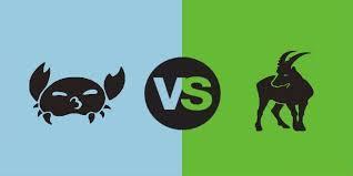 4. Cancer (21 Juni - 22 Juli) vs. Capricorn (22 Desember - 19 Januari)