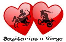 5. Virgo (23 Agustus - 22 September) vs. Sagitarius (22 Nov - 21 Des)
